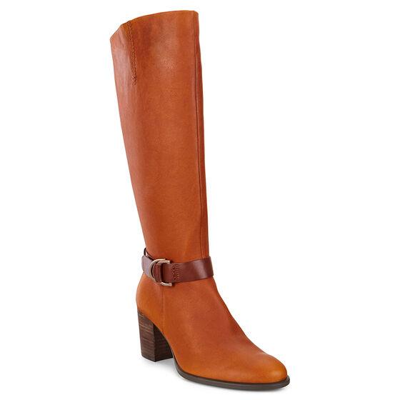 ECCO Shape 55 Tall Boot (COGNAC/MINK)