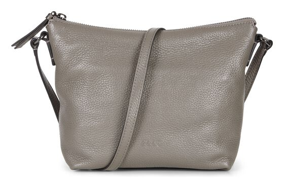 ECCO SP Small CrossbodyECCO SP Small Crossbody in MOON ROCK (90186)