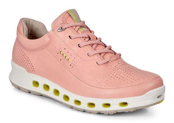 Sneaker ECCO Cool 2.0 GTX en cuir pour femmes (MUTED CLAY)
