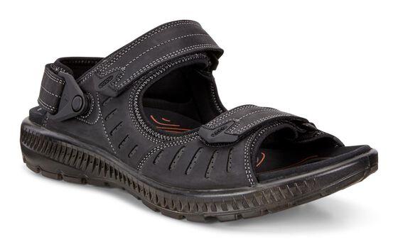 ECCO Mens Terra 2S Sandal (BLACK)