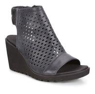 Sandale à talon compensé ECCO Freja (BLACK)