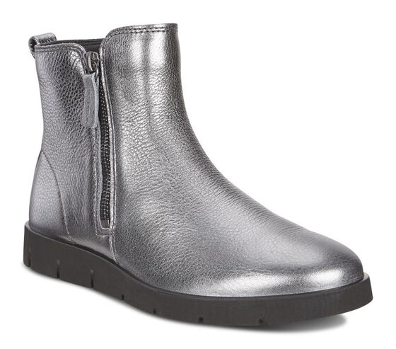 ECCO Bella Zip Boot (DARK SHADOW)