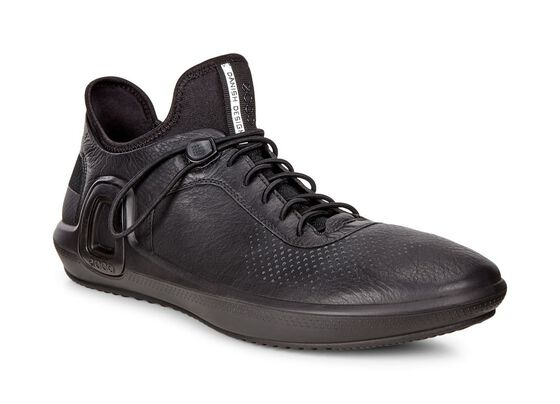 ECCO Mens Intrinsic 3 LeatherECCO Mens Intrinsic 3 Leather BLACK (01001)