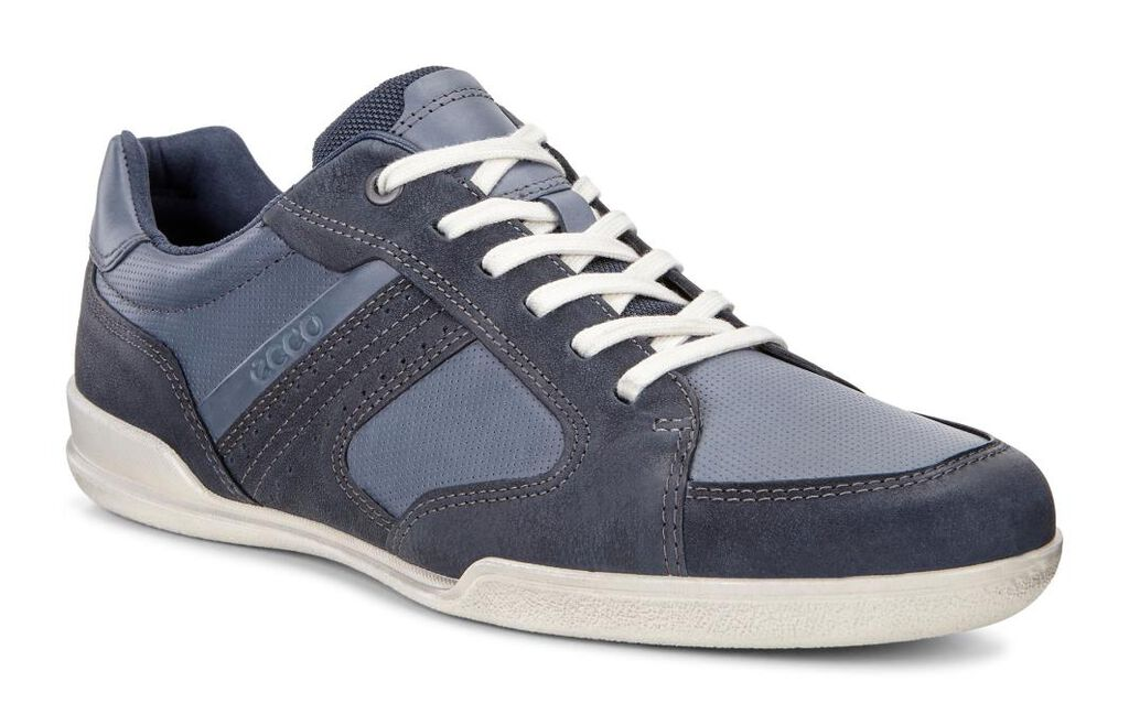 414f7cd2c2ea ECCO Enrico SneakerECCO Enrico Sneaker NAVY MARINE (59353) ...