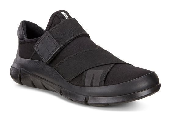 ECCO Womens Intrinsic Elastic (BLACK/BLACK)