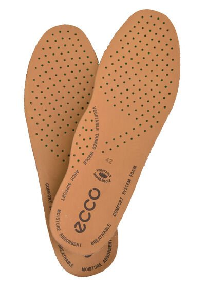 ECCO Mens CFS Leather Insole (LION)