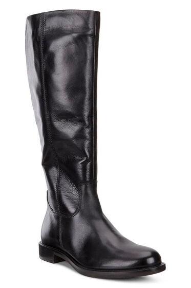 ECCO Shape 25 Riding Boot (BLACK)