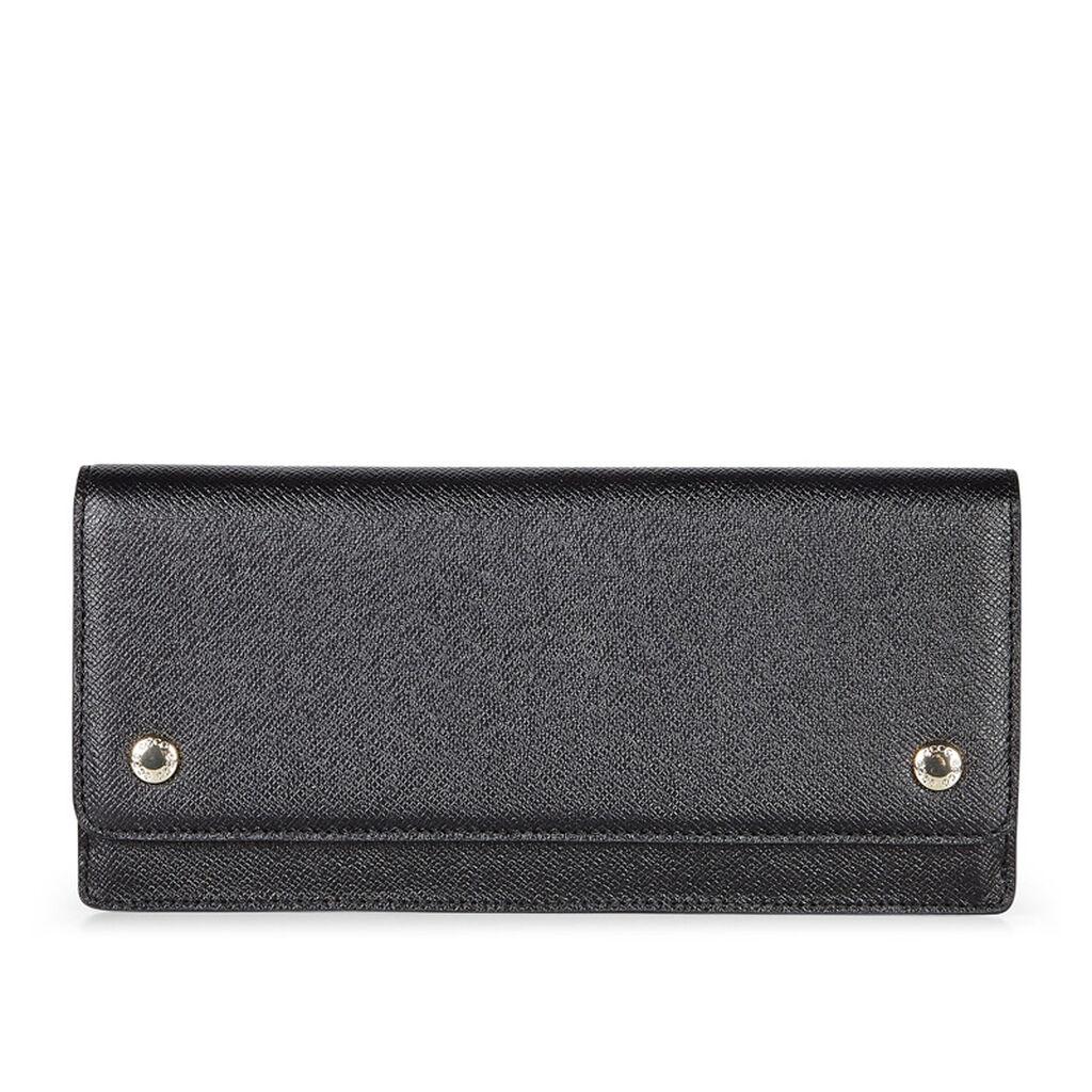 ECCO Iola Slim Wallet (BLACK)
