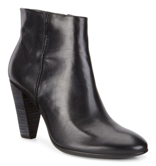 ECCO Shape 75 Bootie (BLACK)