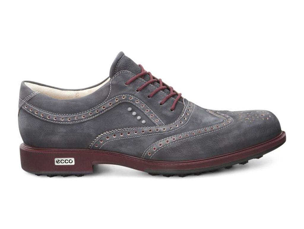 Ecco Tour Hybrid Golf Shoes Black Port