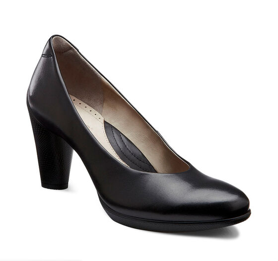 ECCO Sculptured 75 Escarpin (BLACK)