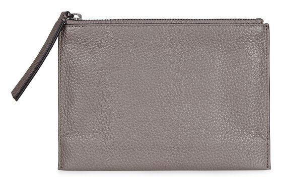 ECCO Sculptured Small ClutchECCO Sculptured Small Clutch in MOON ROCK (90186)