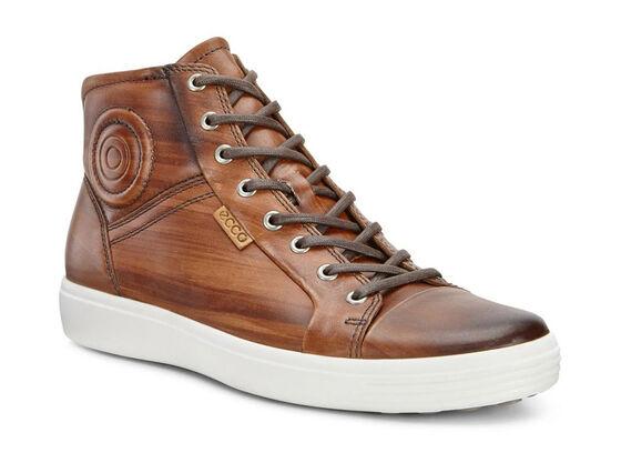 ECCO Mens Soft 7 Premium Boot (WHISKY)