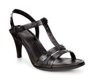 ECCO Shape 65 Ankle Sandal (BLACK)