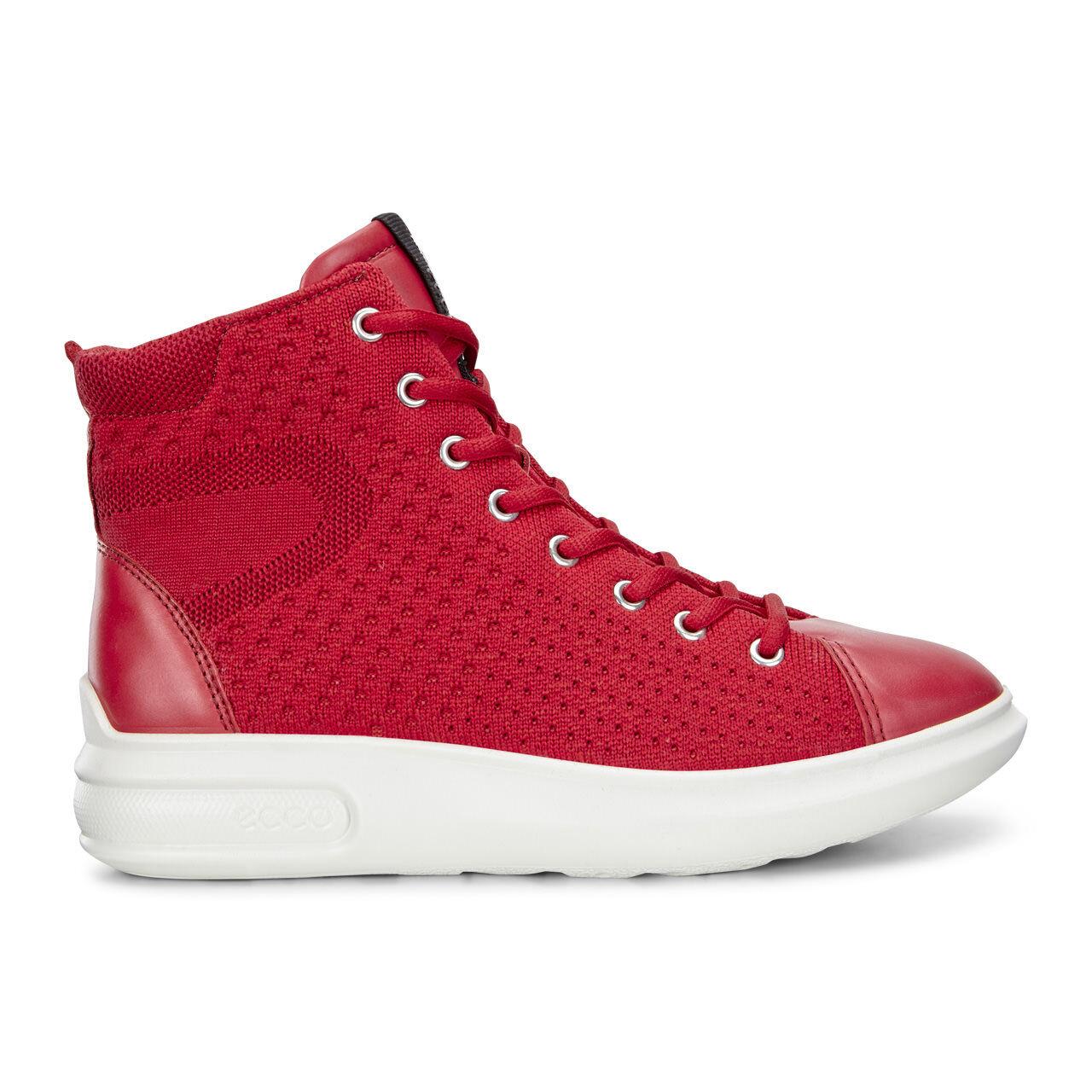 Womens Soft 3 Fashion Sneaker Ecco nkWy8uy