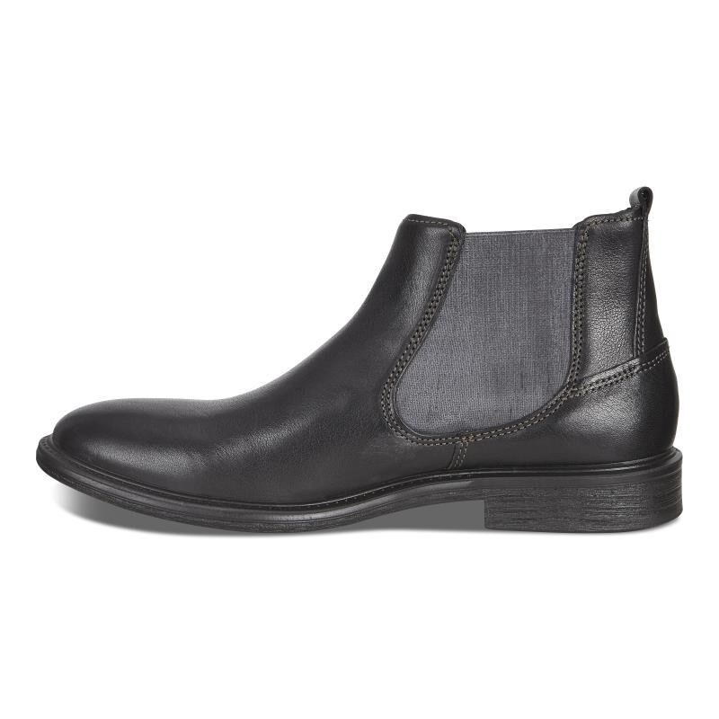 ... ECCO Knoxville Chelsea BootECCO Knoxville Chelsea Boot BLACK (01001) ...