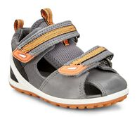 ECCO BIOM Lite Infants SandalECCO BIOM Lite Infants Sandal TITANIUM/DARK SHADOW (57486)