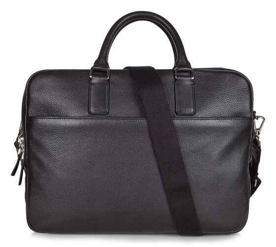 ECCO Jos Laptop Bag 15 Inch (BLACK)