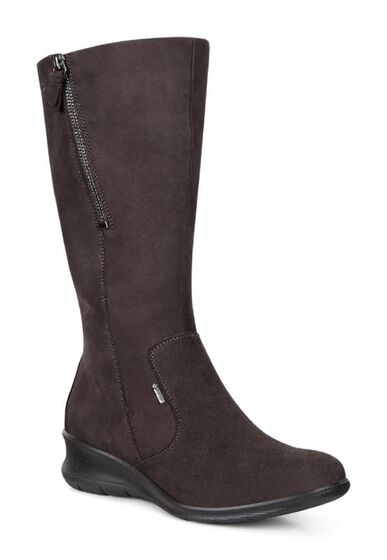 ECCO Babett 45 GTX Tall Boot (MOCHA)