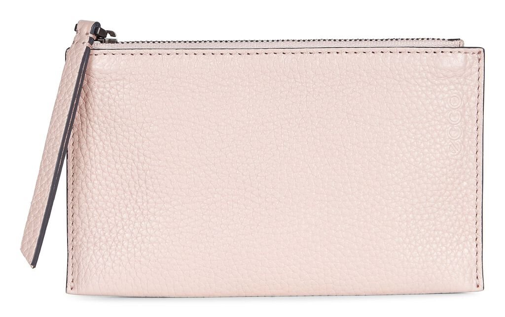 ECCO Sculptured Small Pouch (ROSE DUST)