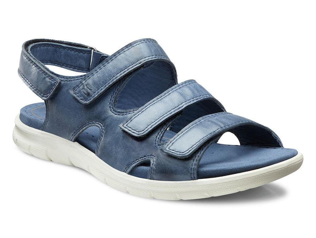 Ecco Babett Sandal 3 Strap Ladies Casual Sandals
