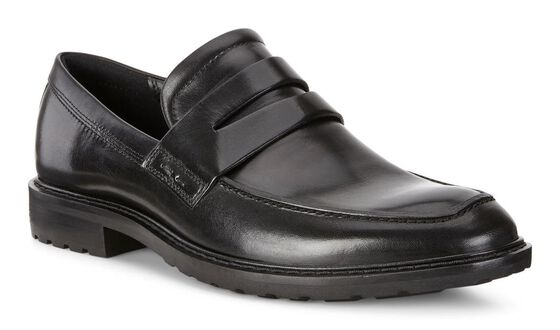 ECCO Vitrus I Slip On (BLACK)