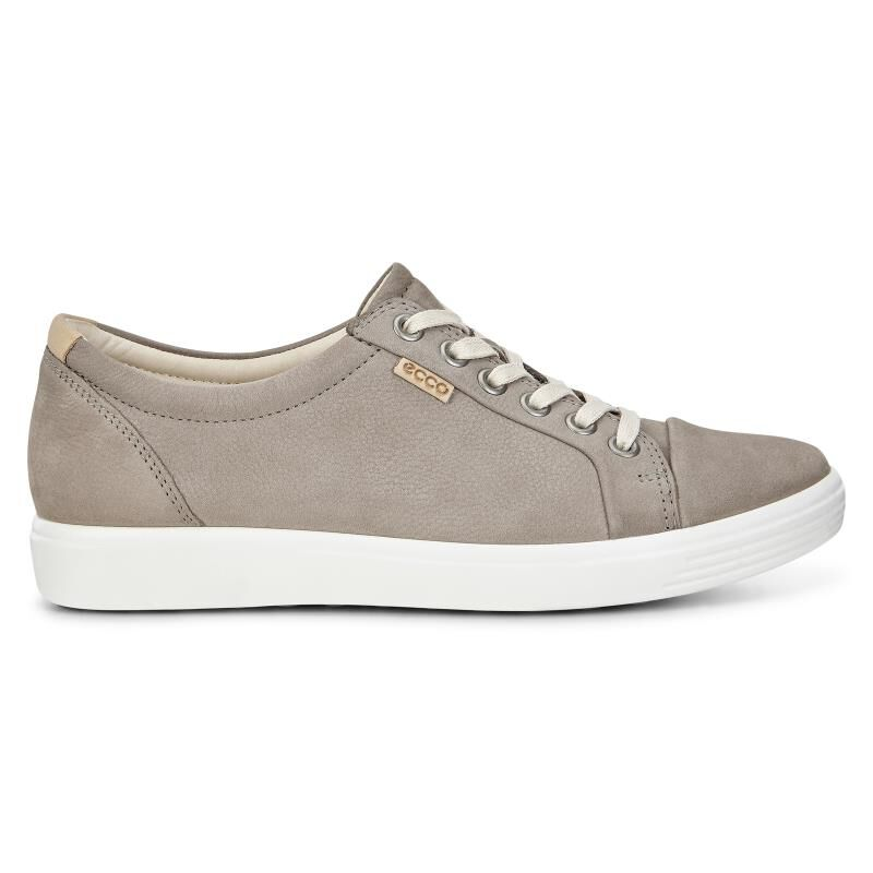 Ecco Women Soft Sneaker Ladies Casual Shoes