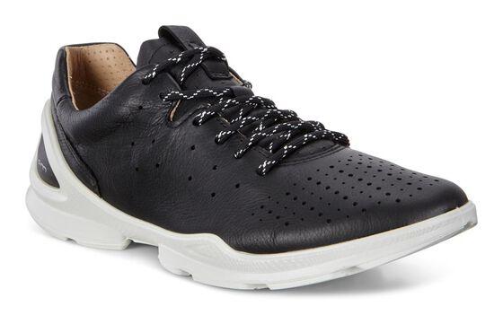ECCO Womens BIOM Street Sneaker (BLACK)