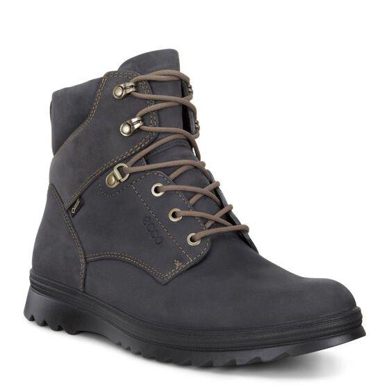 ECCO Darren GTX Plain Toe Boot (MOONLESS)