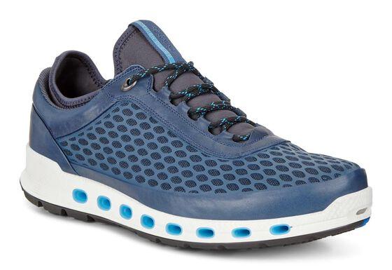 Sneaker ECCO Cool 2.0 GTX Textile pour hommes (TRUE NAVY/TRUE NAVY)