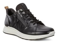 ECCO Mens ST. 1 SneakerECCO Mens ST. 1 Sneaker BLACK (01001)