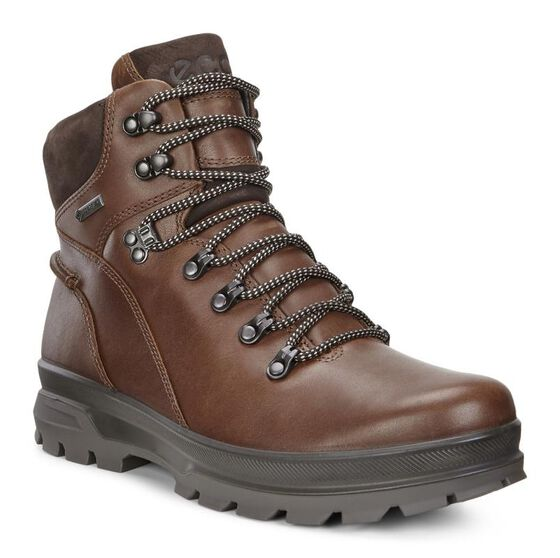 ECCO Rugged Track GTX High (BISON/MOCHA)