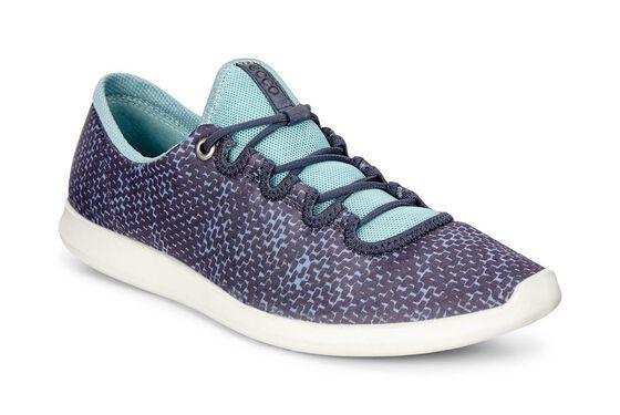 ECCO Sense Sport Sneaker (NAVY/AQUATIC/MARINE)