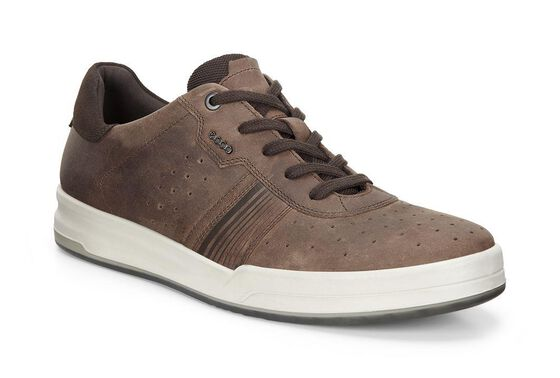 Chaussures modernes lacées ECCO Jack (COCOA BROWN)