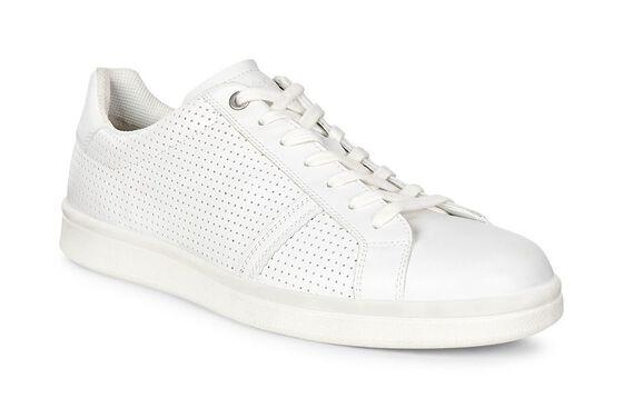 Sneaker ECCO Kallum haut de gamme (WHITE)
