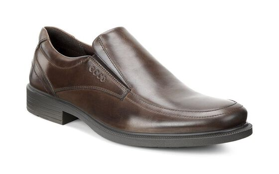 ECCO Inglewood Slip On (COCOA BROWN)