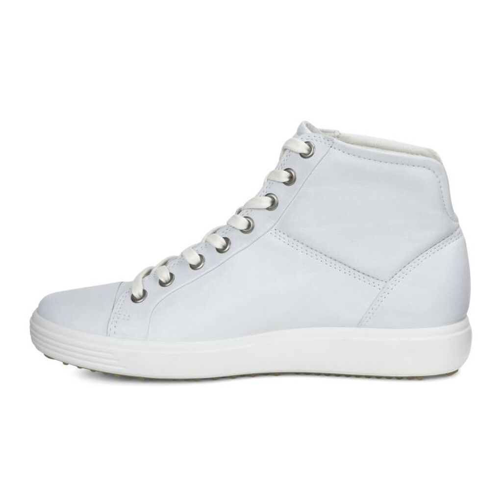 Ecco Women S Soft 7 High Top Ladies Casual Boots