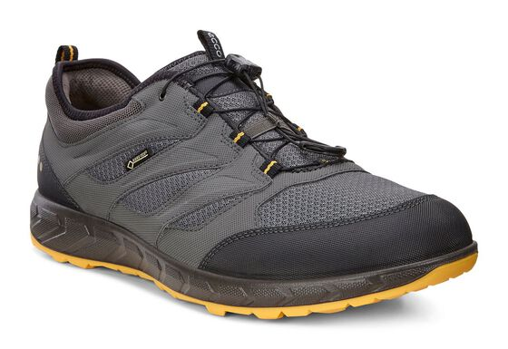 ECCO Mens Terratrail GTX (BLACK/DARK SHADOW)