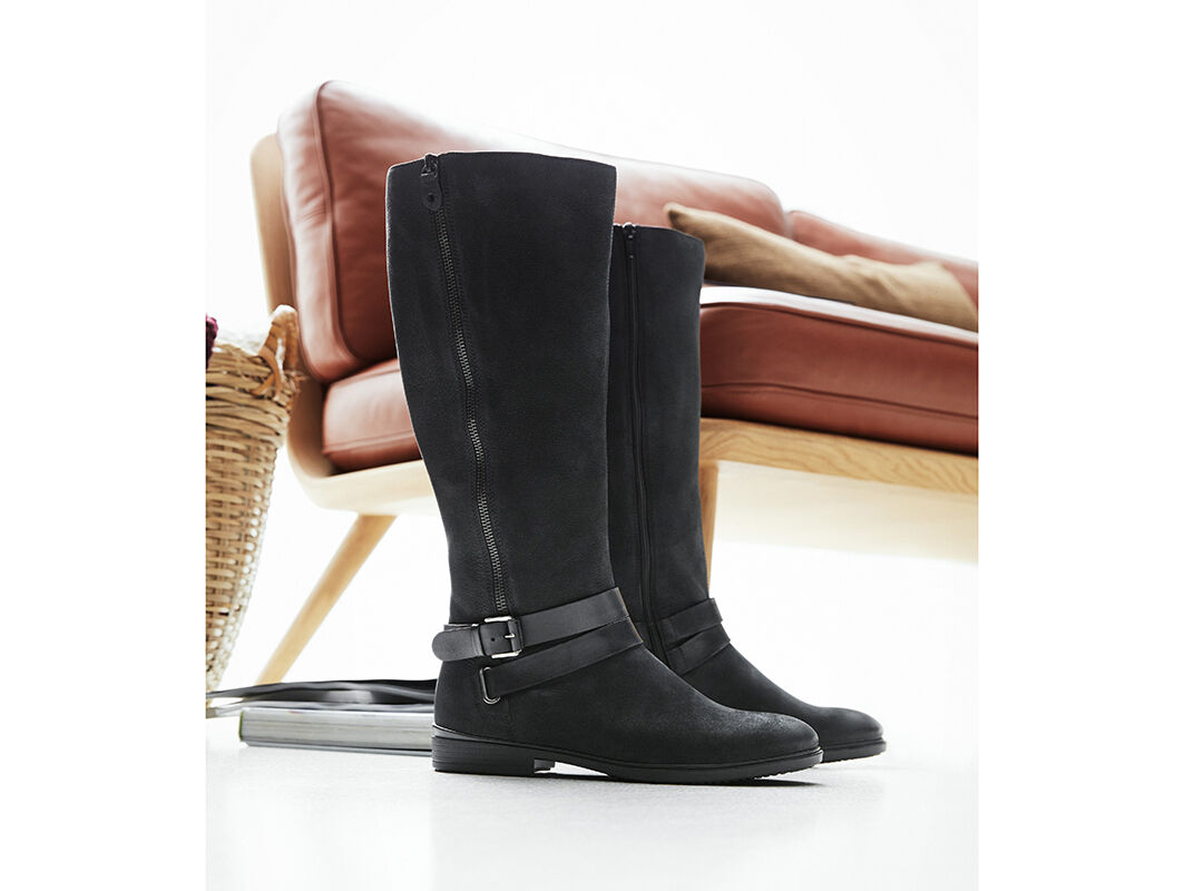 ... ECCO Touch 15 Tall BootECCO Touch 15 Tall Boot BLACK/BLACK (53859)