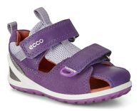 ECCO Lite Infants Sandal (IMPERIAL PURPLE/IMPERIAL PURPLE)