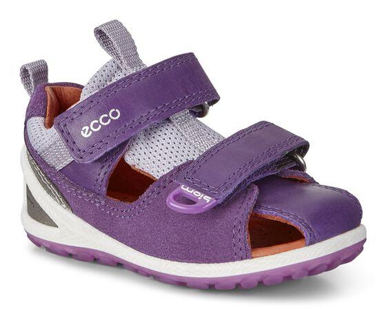 ECCO Lite Infants Sandal (IMPERIAL PURPLE/IMPERIAL PURPLE)