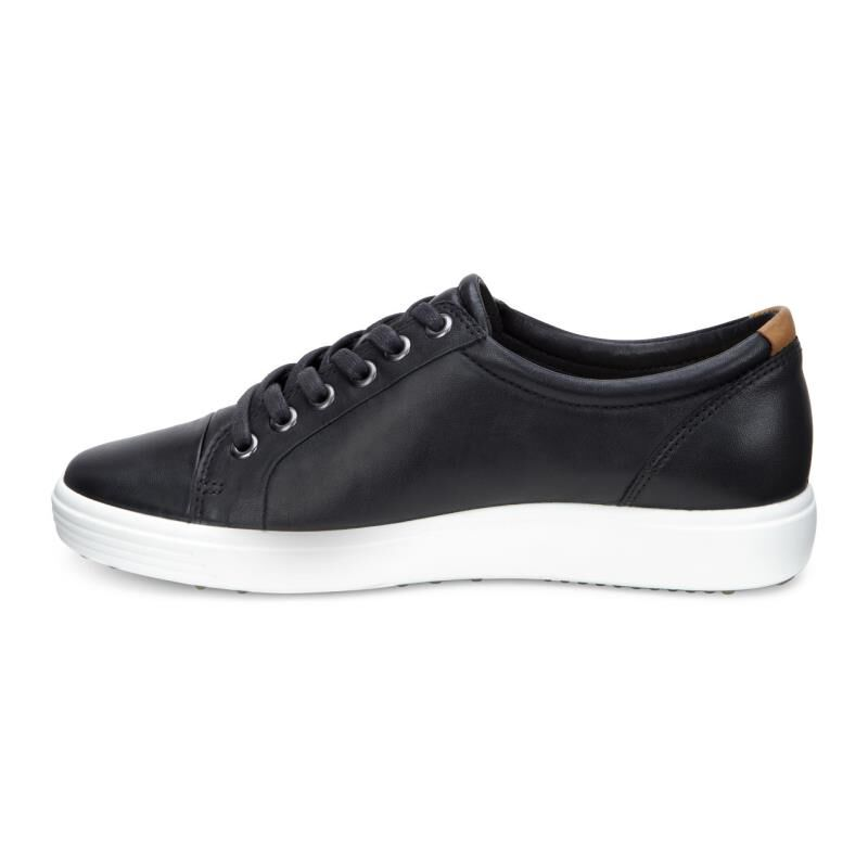 Ecco Leather Shoes Womens