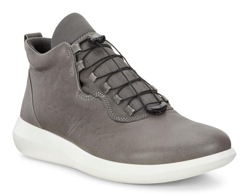 Chaussures De Sport Scinapse Élevées Noir Ecco NDYQV0l