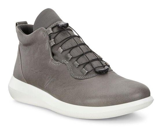 Chaussure montante ECCO Scinapse pour hommes (WILD DOVE/DARK SHADOW)