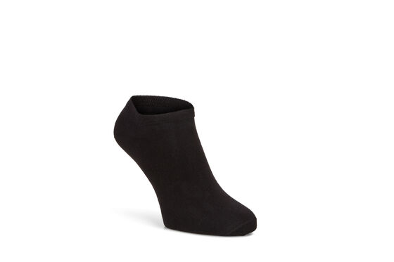 Chaussettes invisibles ECCO Bamboo (BLACK)