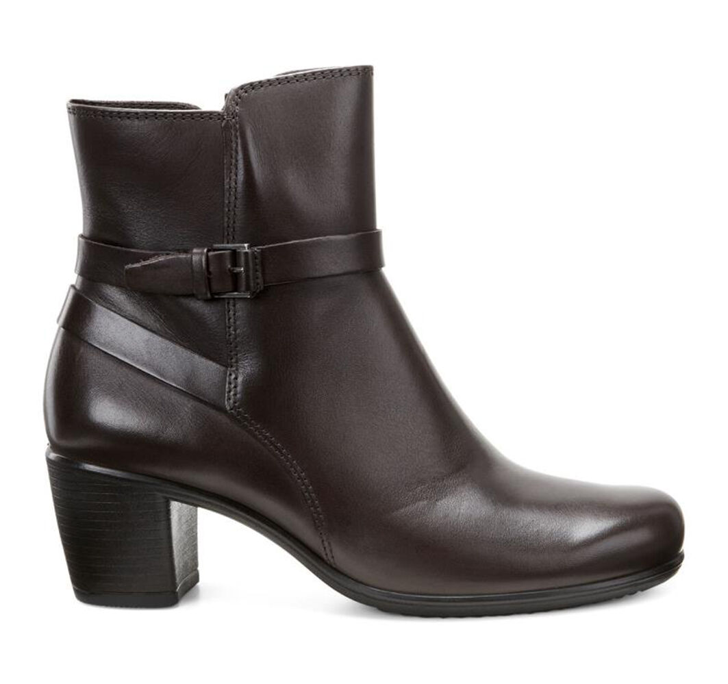 ... ECCO Touch 55 Ankle BootECCO Touch 55 Ankle Boot COFFEE (01072) ...