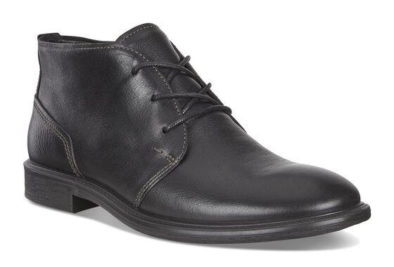 ECCO Knoxville Chukka Boot (BLACK)