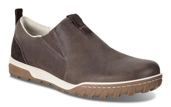 ECCO Urban Lifestyle Slip On (COFFEE/LICORICE)