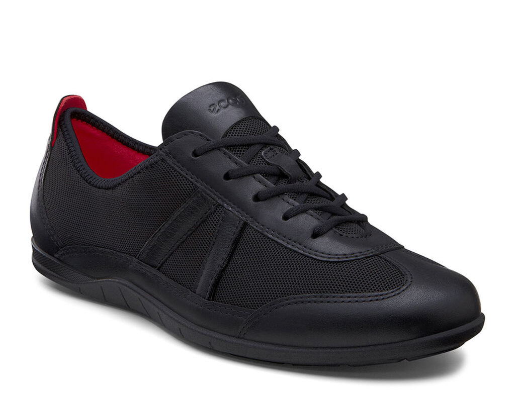 ECCO Bluma Summer SneakerECCO Bluma Summer Sneaker BLACK/BLACK (51052) ...