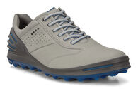 ECCO Mens Golf Cage Pro (CONCRETE/BERMUDA BLUE)